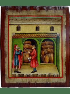 Bodega. Theatrum Sanitatis