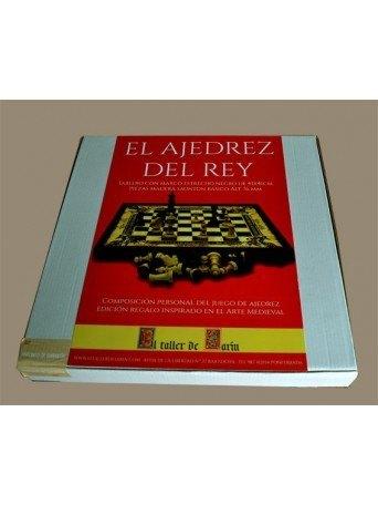 Tablero del Ajedrez. Edición regalo