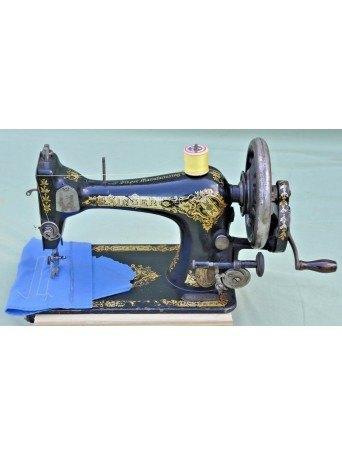 Máquina de coser singer 28K de manivela año 1908