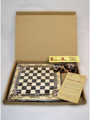 El ajedrez del Rey edicion regalo
